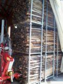 (selfmade) Firewood storage rac