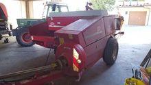 2011 Welger AP 730 Hard baler