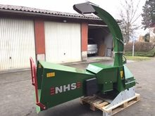 2014 NHS 130i2 130i Wood choppe
