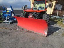 Erismann 220A snow plow