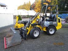 2014 Wacker WL25 wheel loaders