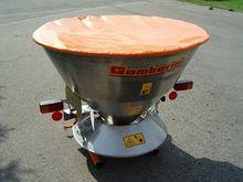 Gamberini PR400C Salt spreader