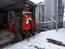 Igland 6601 Forestry winch Jgla