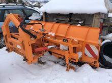 2009 Boschung HES 230E Snow plo