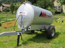 Agrimat 4100 liters Tonneau à e