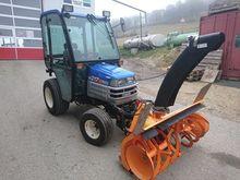 Iseli TM217FH Tracteur Iseki