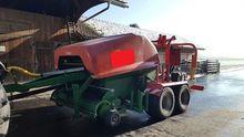 Orkel GP1260 Round bales combip