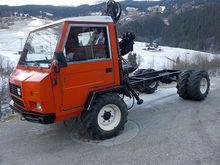 Reform Muli 600 SL With crane