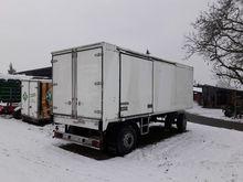 Cooling trailer