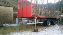 Freyat Swap body trailer