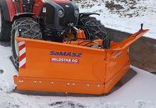 SaMASZ PSV 271 Vario snow plow
