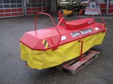 2004 Knüsel Flash 260 Mower