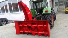 Randegger SF 1540 Snowmachine