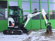 2014 BobCat E20 Excavator