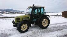 Hürlimann XA 657 tractor