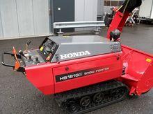 Honda HS 1810Z Snowmachine