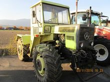 Used MB Trac800 / Ro