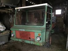 1975 Schilter 1600 With tipper