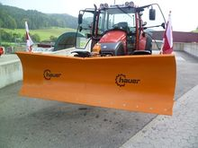 Used Hauer Snow plow