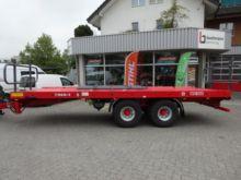 2017 Metall-Fach T 950 Ballenwa