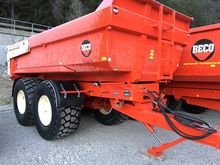 2016 Maxxim 180 Tipping trailer