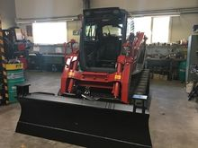2016 Takeuchi TL12V2 TL loader,