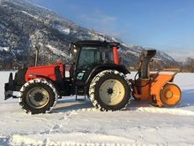 sonstige X 120 + SF90 tractor w