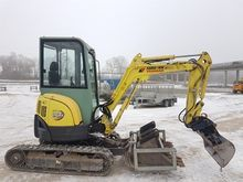 2006 Yanmar VIO25 Excavator 270