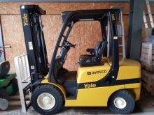 2017 Yale Forklift New machine