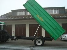 Reisch REDK-80 3-side tipper 8