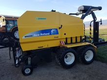 2011 New Holland BR 6090 Combi