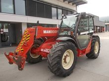 2002 Manitou MLT 730 120 LS