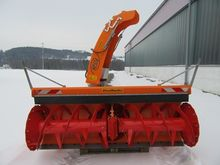 Westa 7370/2500 snowblower