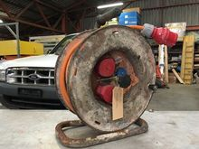 Cable reel 380V Aebi, / Ricardo