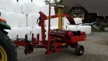 Carraro Round bale wrappers
