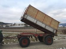 Used Two-axle three-