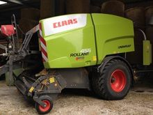 Used 2012 Claas 455