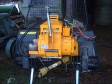 2015 Uniforest 65 G Cable winch