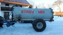 Streumix Pressure vessel 6000L