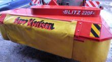 2007 Knüsel BLITZ 220 Front dis
