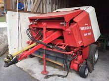 Used Welger RP200 Ro
