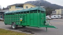 2015 Querry RB 65 Cattle trucks
