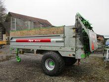 2014 Agrar Mistral 6002 Agricul