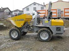2011 Paus SMK 185 dumpers