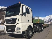 2016 MAN TGX 33.560 Heavy Duty
