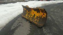 Three-point snow plow // Ricard