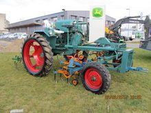 Schmotzer Tractor with Hackgerä