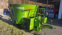 Faresin winner Feed Mixer 11m3