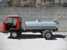 1998 Kuratli 2600 l with hydr.