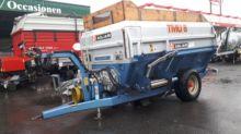 Pagliari TMU 8 Feed Mixer 8M3
